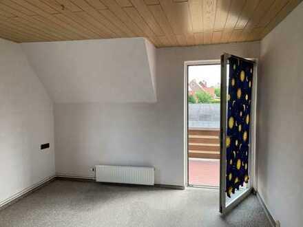Gepflegte 3-Zimmer-Wohnung mit Balkon in Brake (Unterweser)