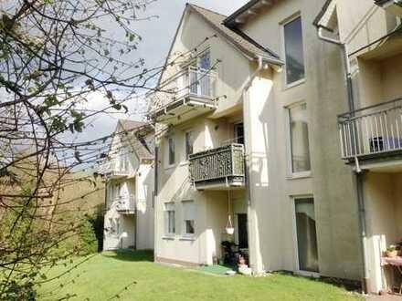 Seniorengerechte sonnige Wohnung mit Balkon