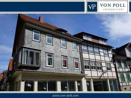 Investanlage! Zwei Häuser ein Preis. Zentrale Innenstadtlage von Bad Gandersheim
