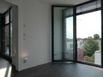 Heiligengeisthöfe - modernes Apartment mit Einbauküche und Balkon