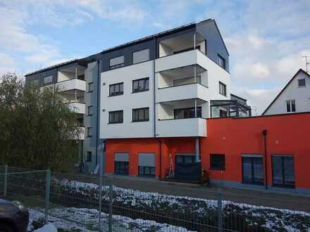 Vierzimmer-Neubauwohnung in Bahnhofsnähe