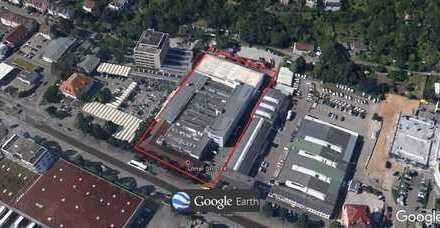 Lager- und Werkstattflächen im 1. OG in Stuttgart-Ost/ Wangen
