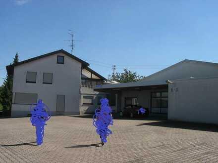 Großzügiges Wohnhaus mit Produktionshalle zu verkaufen