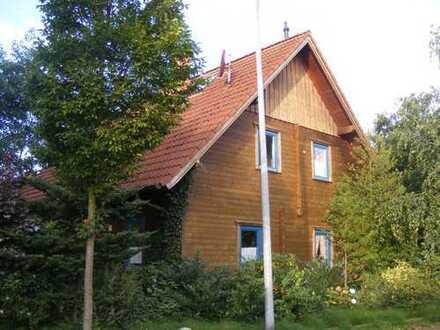 Holzhaus (Blockbohle) mit sechs Zimmern in Steinfurt (Kreis), Hörstel