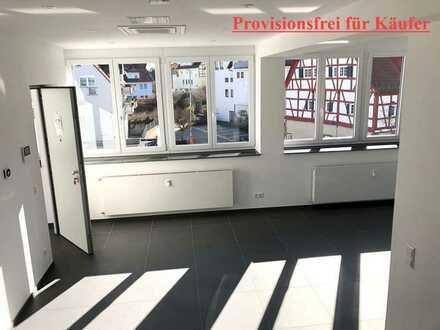 Ideale Kapitalanlage! Traumhafte, helle 2,5-Zimmer Maisonette Wohnung in 1A Citylage (Nr. 18)
