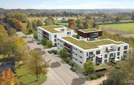 Wohnen- am - Park Burghausen - Eigentumswohnungen -