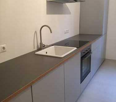 Möblierte, Kernsanierte 2-Zimmer-Wohnung mit Balkon und Einbauküche in Eppendorf, Hamburg