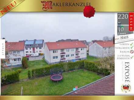 +++ NEU +++ Mehrfamilienhaus in Katernberg