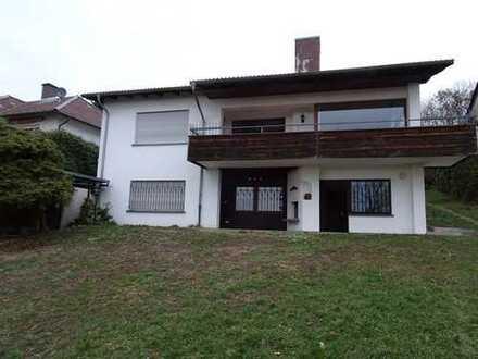EFH in bester Wohnlage in Gelnhausen Stadt im Main Kinzig Kreis mit sechs Zimmern