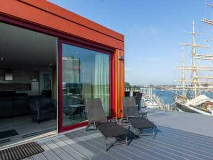 das Traum-Penthouse in der Beach Bay