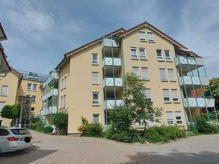 2-Zimmer-EG-Wohnung in der Altenwohnanlage in Herbrechtingen
