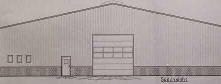 ** NEUBAU ** Produktionshalle / Lagerhalle in Damme ab Sommer 2018 zu vermieten