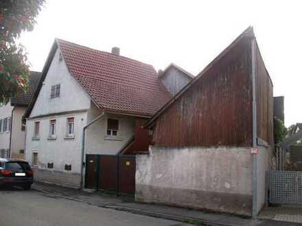 Baugrundstück mit Bestandsgebäude - Teningen