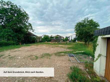 Baugrundstück mit möglicher Baukostenbeteiligung beim Bau eines Einfamilienhauses