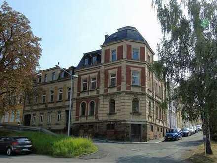 Mehrfamilienhaus in Oelsnitz