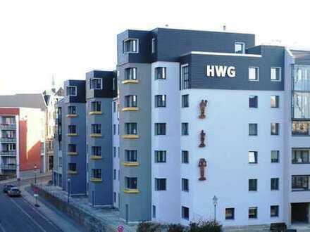2 Zimmer mit Balkon im Herzen von Halle