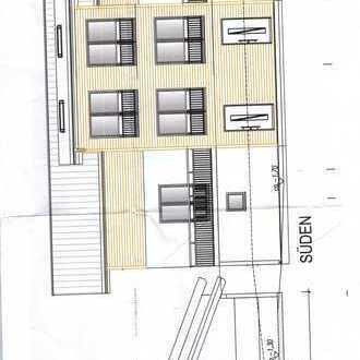 Schöne 4-Zimmer-Wohnung in Deggendorf mit Balkon: Erstbezug WHE 1 Süd-West