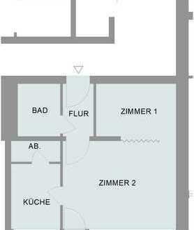 **Mieter 60+ - Gemütliche Wohnung im beliebten Kattenturm**