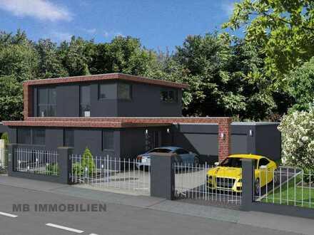 Staffelgeschoss in Düsseldorf-Unterbach, inkl. Grundstück, freie Planung, einzugsfertig