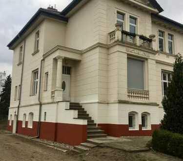 Schöne 4-Raum-Wohnung mit Balkon in Wittenberge