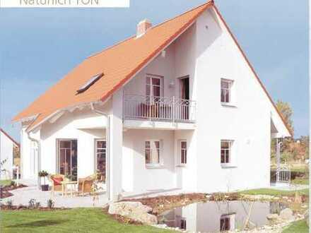 Neubauprojekt - Massivhaus KfW70. Schlüsselfertiges und individuell geplantes Architektenhaus