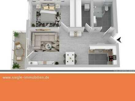 Neubau-Moderne 2 Zi-ETW in Bad Rappenau-OT