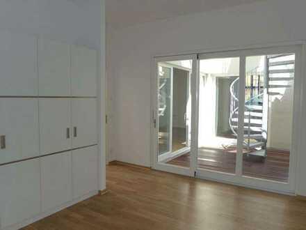 besonders schöne 4 Z. Wohnung m. Dachterasse+Balkon+Stellplatz im Waldstraßenviertel