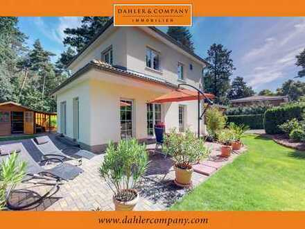 As good as new town villa near the lake Groß Glienicker See