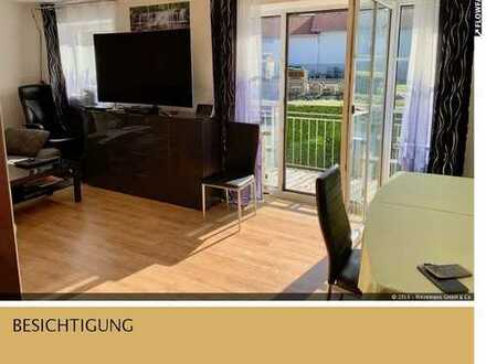 Helle, attraktive 3 Zimmer Wohnung, in traumhafter Lage in Haldenwang