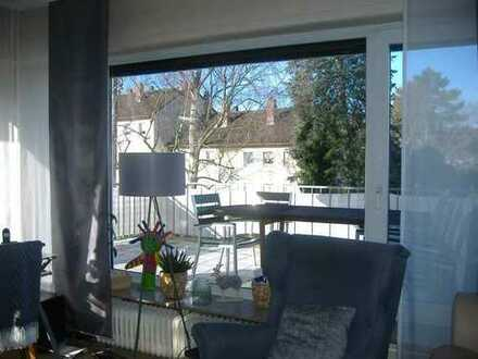 Interessante 90qm-Wohnung in gepflegtem 3-FH in Langen