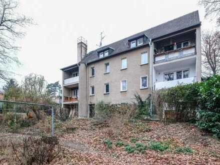 Mehrfamilienhaus mit Neubauoption