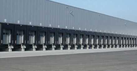 """BAUMÜLLER & CO."" NEUBAU Logistikfläche ca. 25.000 qm"