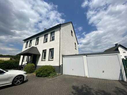 Gemütliche 3,0-Zimmer-Wohnung mit Gartenstück und Garage in Gevelsberg zur Miete!