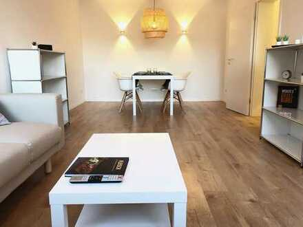 3-Zimmer-Whg. in Pempelfort, nahe Nordstr., voll möbliert inkl. Aufzug & Garage
