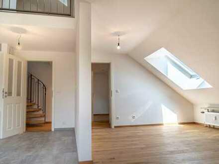 Lichtdurchflutete 2,5-Zimmer Maisonette-Wohnung / Selbstbezug oder Kapitalanlage