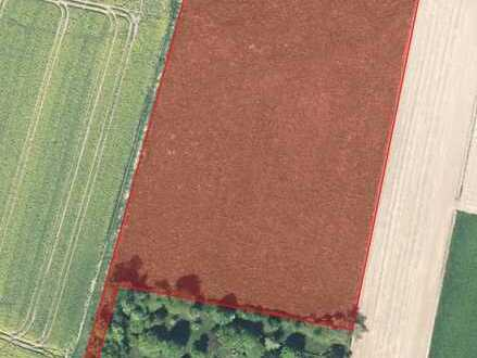 ca. 1,5 ha landw. Fläche in Au - Nähe Reisbach (bei Bad Griesbach)