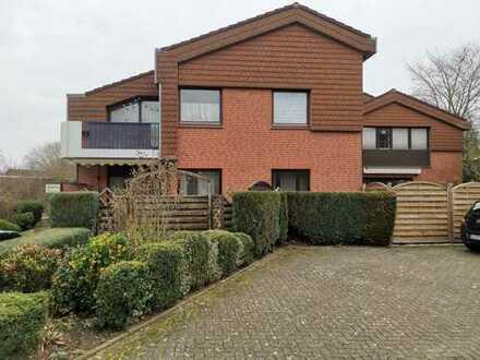 OL-Bloherfelde - Schöne, sonnige EG-Wohnung mit Terrasse, barrierefreier Zugang