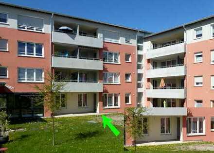 Seniorenwohnung mit betreutem Wohnen Rottweil, Ritterstr. 7, 3 Zimmerwohnung (Tiefgaragenstellplatz)