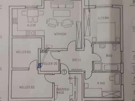 souterrain Wohnung
