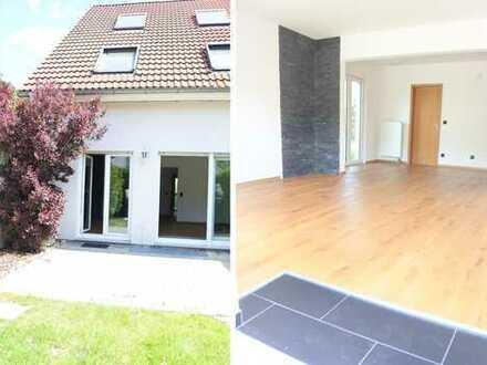 EFH mit Garten, 2 Terrassen, Garage, EBK, zusätzlich ca. 20 m² Raum im UG