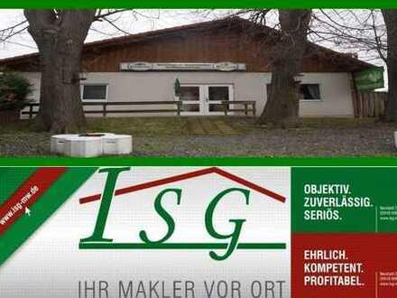Gasthof mit Kegel- und Bowlingbahn