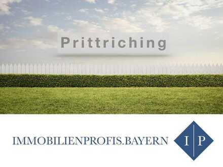 Grundstück für EINE Doppelhaushälfte in Prittriching - Wohlfühlen im Landskreis Landsberg am Lech!