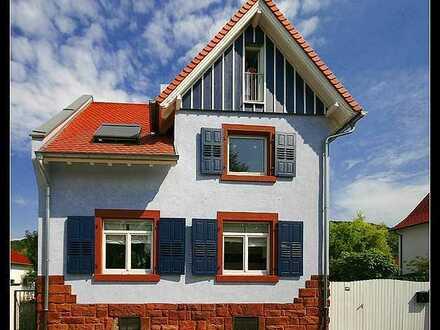 Charmantes Haus in Zwingenberg mit viel Liebe zum Detail