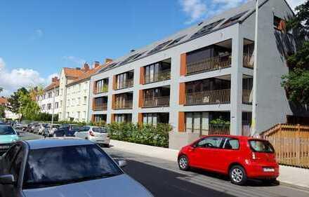 Beste Lage in Ricklingen, rollstuhlgerecht/barrierefrei in grüner, ruhiger Lage im DG mit Aufzug