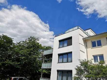 Großzügige 4-Zimmer-Wohnung mit Terrasse in Heidelberg Südstadt
