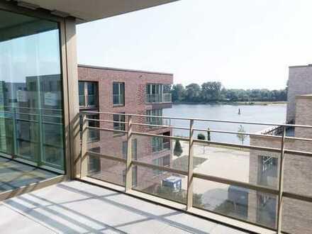 Weserblick - Exklusive 4 Zi. Wohnung im Magellan Quartier der Bremer-Überseestadt