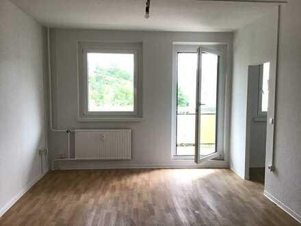 Wohnung mit Balkon - herrliche Aussicht