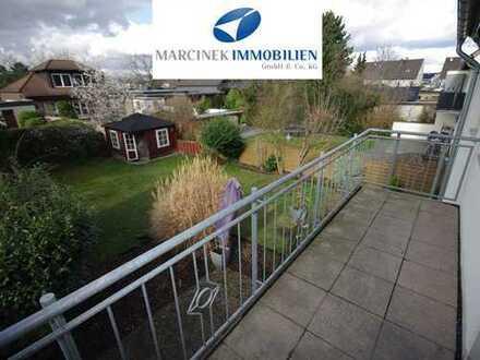 Trd. – Kriegsdorf • Schöne Wohnung mit Balkon und Stellplatz in ruhiger Lage