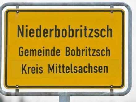 Baugrundstück für Bien-Zenker in Niederbobritzsch