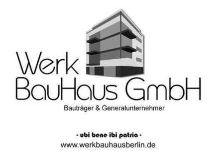 DG-Wohnung in Hermsdorf, Wohnküche, 200m zur S-Bahn